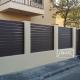 Gardul din aluminiu, o solutie optima  de imprejmuire pentru locuinte?